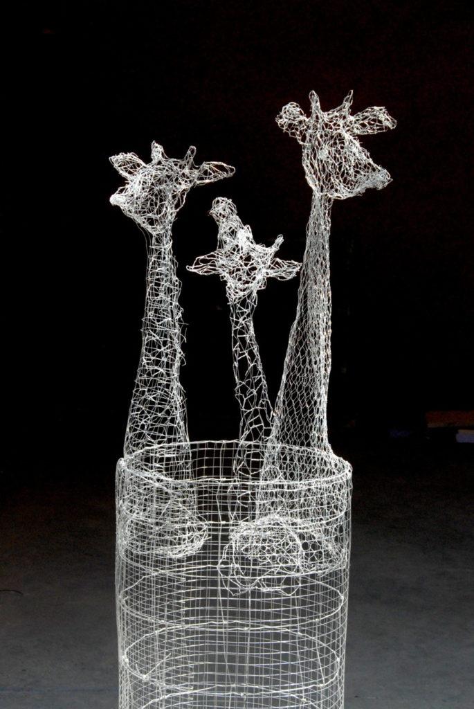 girafe gathering